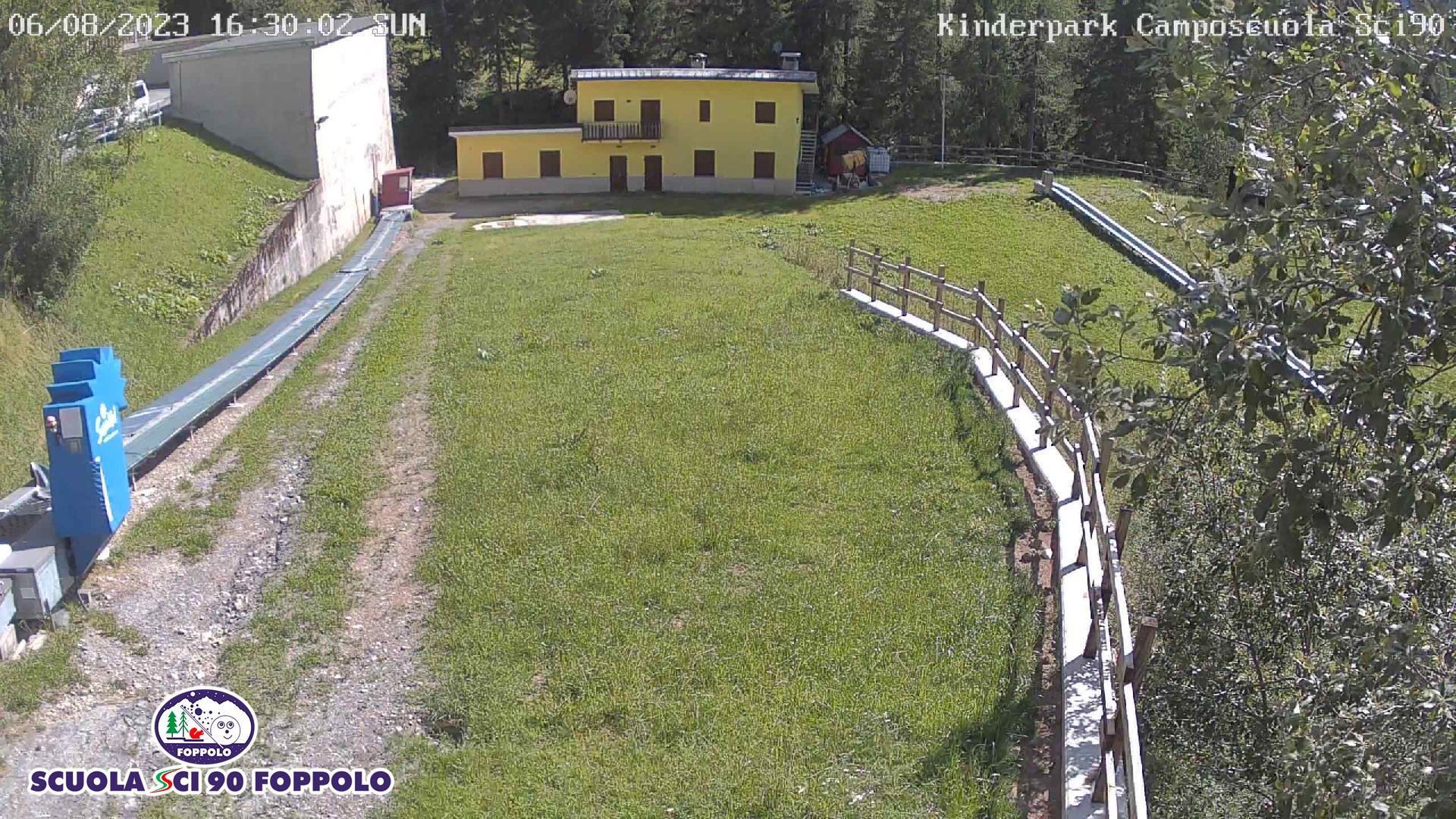 Webcam Campo scuola Foppolo